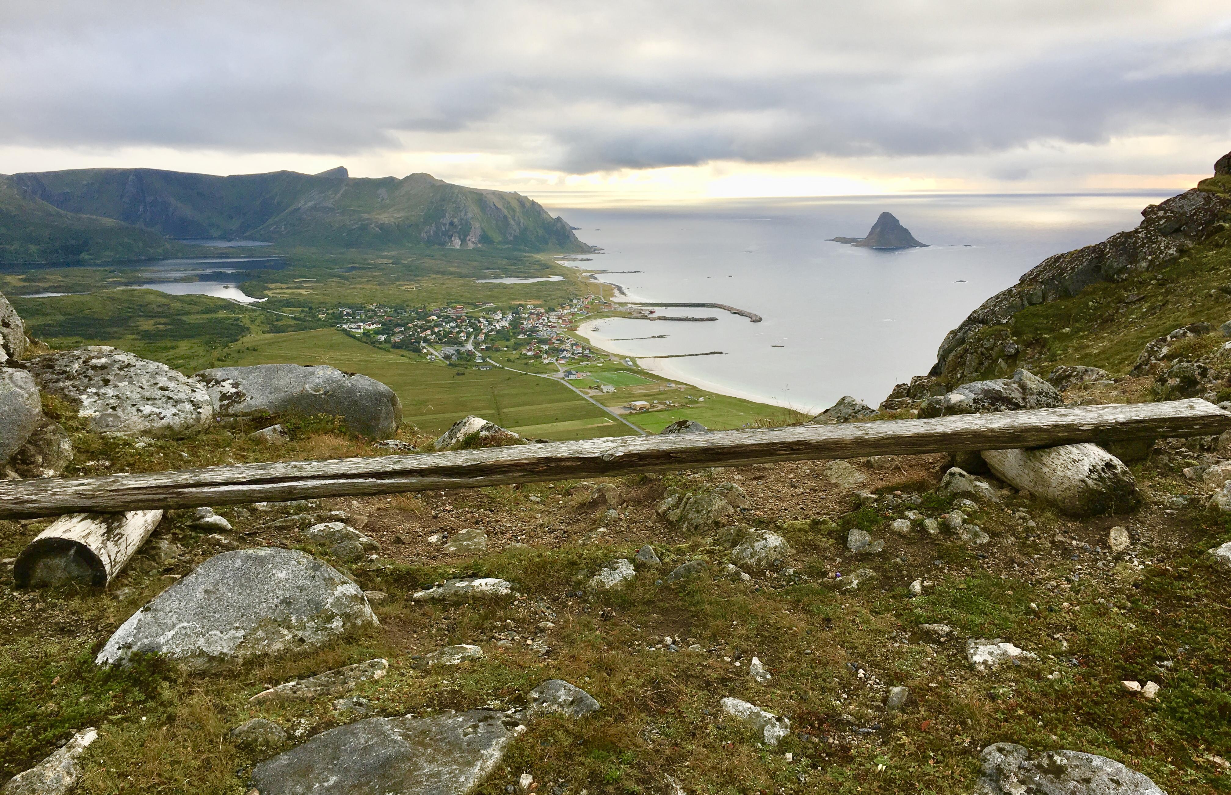 circuit en norvege à bleik