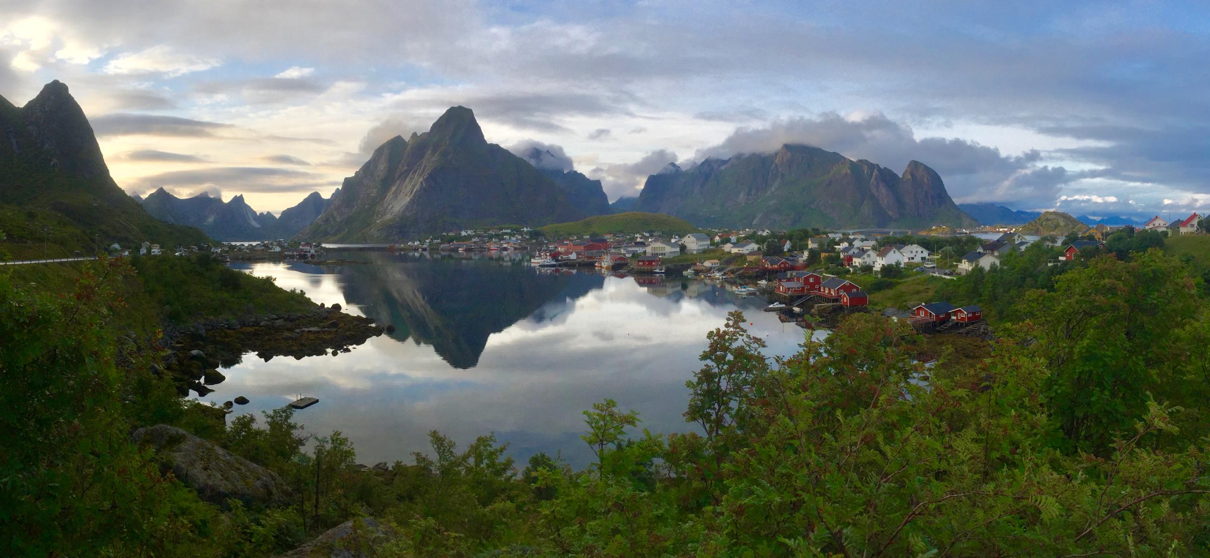 reine norvege