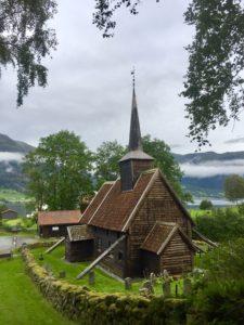 Stavkirke de Rodven