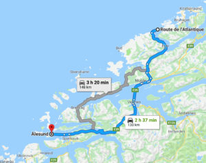 alesund route atlantique